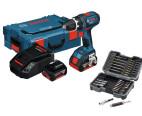 Bosch GSR 18V-Li ja tarvikud 0615990G0N