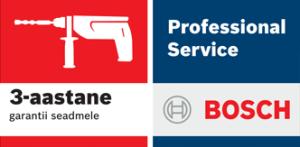 Bosch garantii