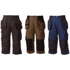 Ülepõlve püksid ripptaskutega Björnkläder