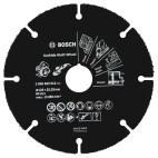 Karbiidlõikeketas 125 mm Bosch Carbide Multi