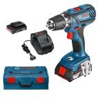 Akutrell Bosch GSR 18-2-Li Plus