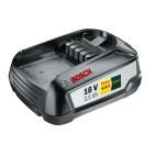 Bosch aku 18V 2,5 Ah Power4All