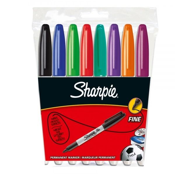 sharpie fine point markerite komplekt