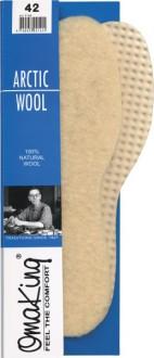 Sisetallad OmaKing Arctic Wool T-210