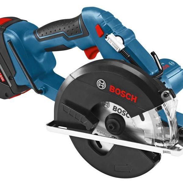 Akuga metalliketassaag Bosch GKM 18 V-Li