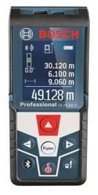 Bluetoothiga laserkaugusmõõtja Bosch GLM 50 C
