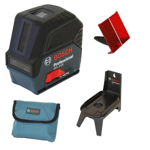 Bosch GCL 2-15 punkt ja joonlaser 2