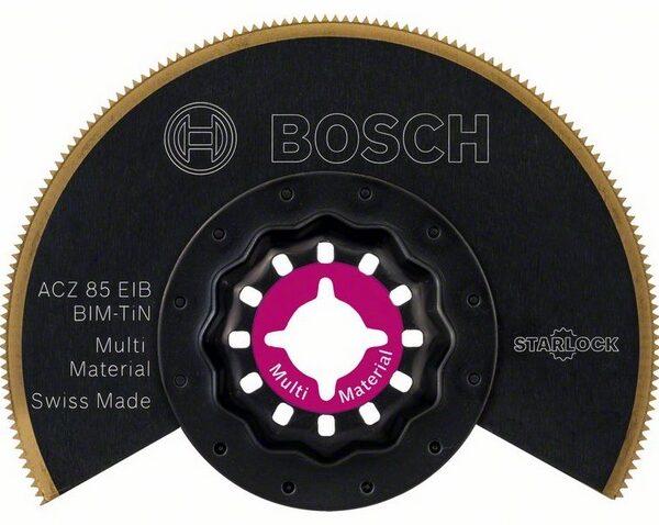 BIM-TiN segmentsaeketas ACZ 85 EIB Multi Material