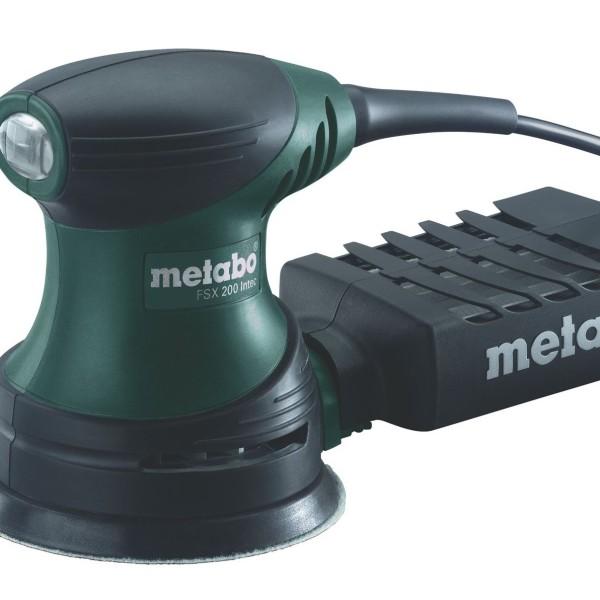Ekstsentriklihvija Metabo FSX 200 Intec