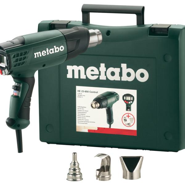 Metabo föön HE23-650LCD