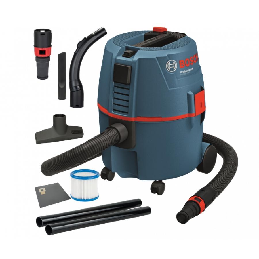 6de6b50849a Vee- ja tolmuimeja Bosch GAS 20 L SFC - Taivoster