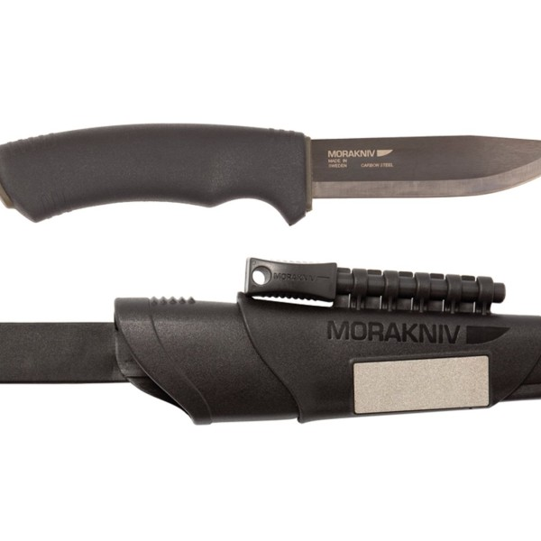 Morakniv Bushcraft Survival Black nuga