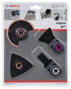 Bosch multitööriista tarvikute komplekt - 4 osa