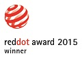 Red Dot auhinna võitja 2015