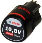 Aku Bosch 10,8V 2,0 Ah Liitium-ioon