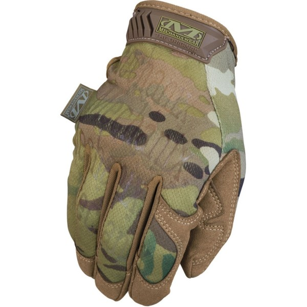 Taktikalised kindad Mechanix Original MultiCam