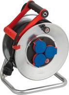 Kummikaabliga kaablitummel 25m H05RR-F 3G1,5 Brennenstuhl Garant Compact S IP44.