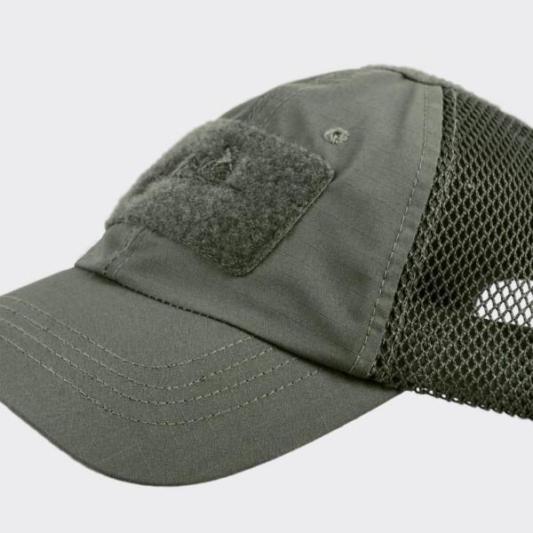 Nokamüts Helikon Tactical Baseball Vent Cap olive drab