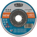 Tyrolit Cerabond lõikeketas 1mm 34241345