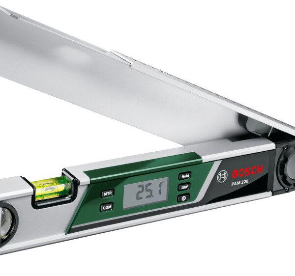 Digitaalne nurgamõõtja Bosch PAM 220