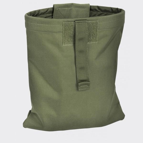Tühja salve tasku drop pouch helikon-tex brass roll
