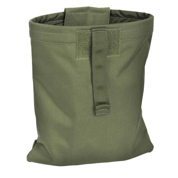 helikon-tex brass roll pouch roheline