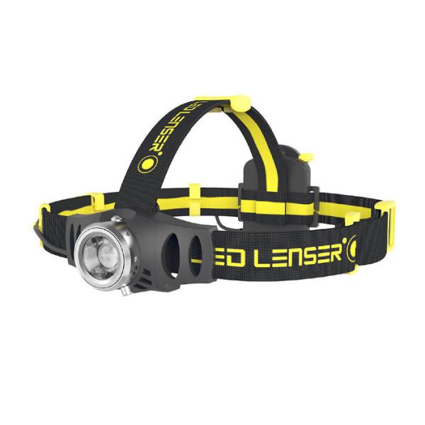 Akuga pealamp led lenser iH6R