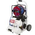 vaikne õlivaba kompressor voolikuga senco Vaikne õlivaba kompressor Senco AC24016