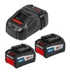 Bosch eneracer akud ja laadija GBA GAL