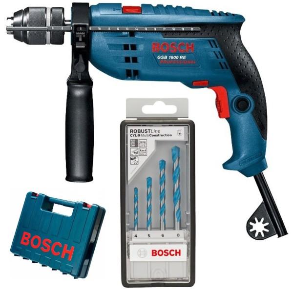 Lööktrell Bosch GSB 1600 RE komplekt