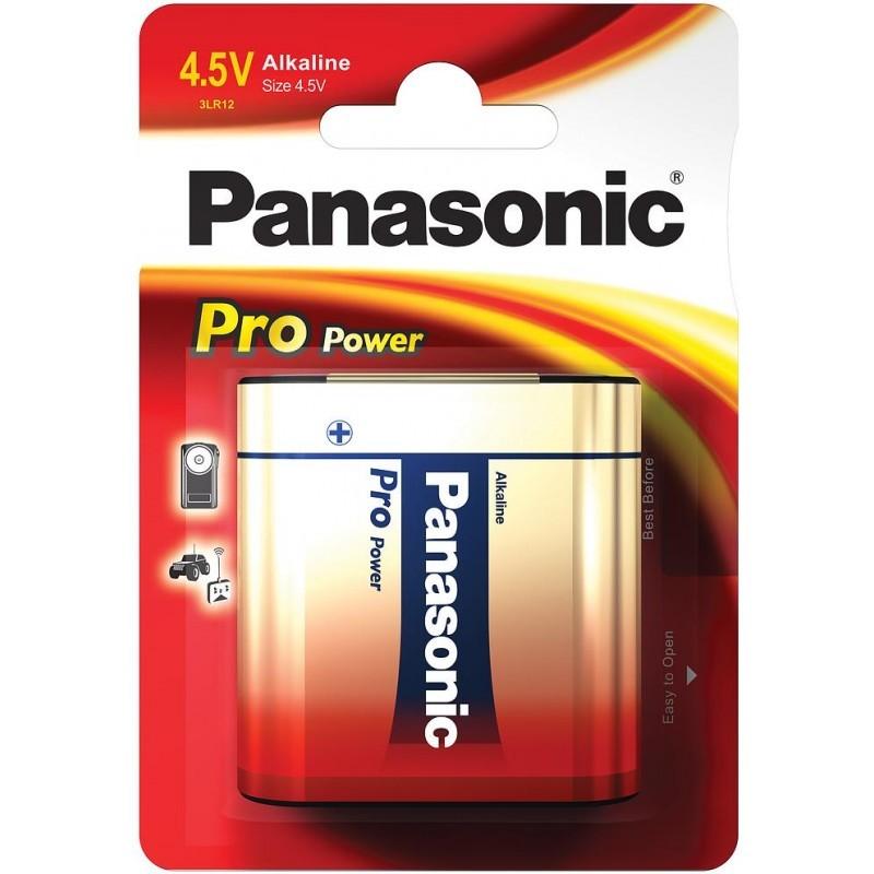 90dac4eee2d Panasonic 4.5V patarei 3LR12PPG/1B - Taivoster