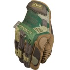 Mechanix M-Pact woodland camo taktika kindad