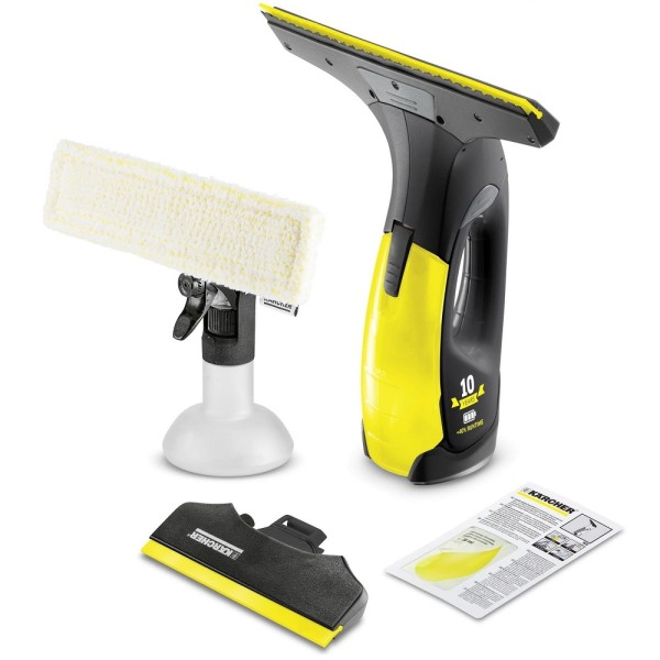 Aknapesur Karcher WV 2 premium must 10years edition