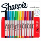 sharpie markerid ultra fine 12tk