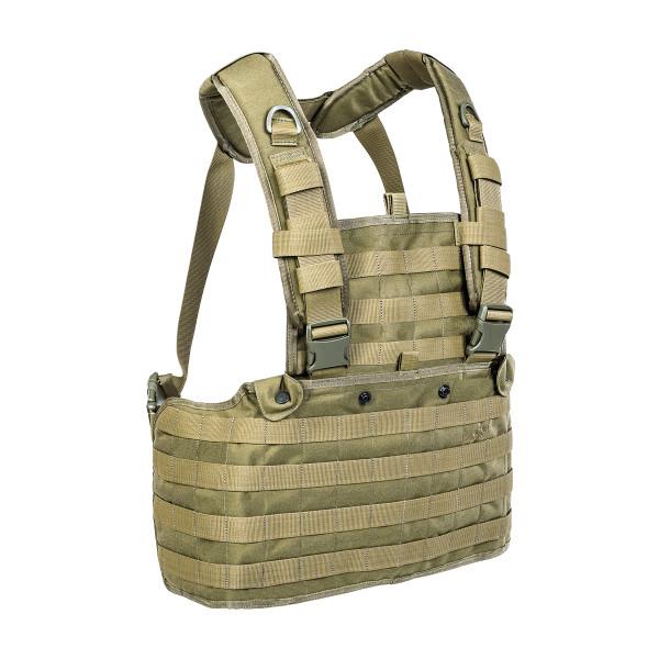 Tasmanian tiger chest rig modular