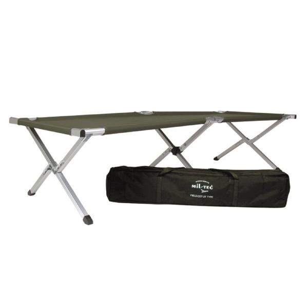 alumiinium voodi mil-tec US Type 14402001