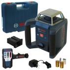lasernivell Bosch GRL 400 H komplekt
