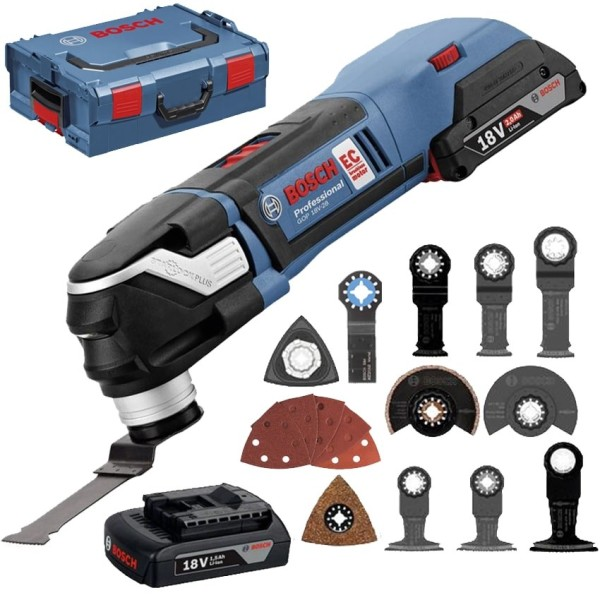Bosch gop 18v-20 2Ah 06018B6000