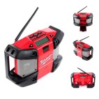 Raadio milwaukee C12 JSR