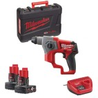 akupuurvasar-milwaukee-m12-ch-402c set