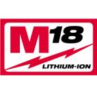 Milwaukee M18 akutööriistad