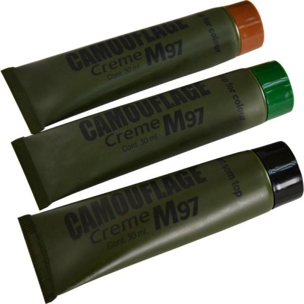 maskeerimiskreem M97 nato camouflage creme