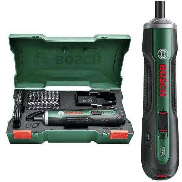 Bosch GO akuga kruvikeeraja