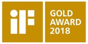 IF gold award 2018