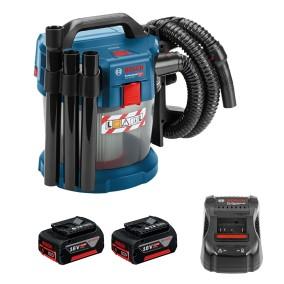 e8db4cc907b Akutolmuimeja Bosch GAS 18V-10 L 2x5Ah