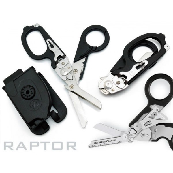 Leatherman raptor kaarid