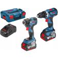 GSR 18V-60 ja GDR 18V-200 Bosch combo komplekt