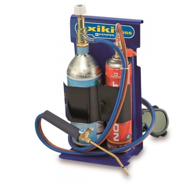 gaasikeevituskomplekt Kemper 585H200
