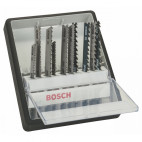 Bosch tikksaeterade komplekt puidule