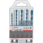 Bosch Multi Construction puurikomplekt HEX 5tk